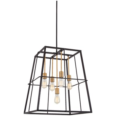 Croyle 5-Light Foyer Pendant