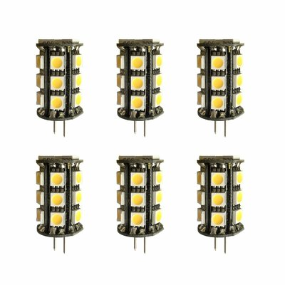 G4/Bi-pin LED Light Bulb Wattage: 3W