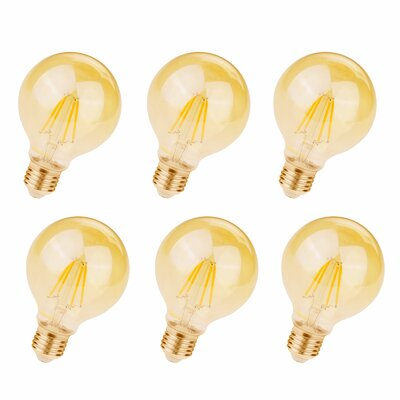 3.5W E26/Medium LED Vintage Filament Light Bulb
