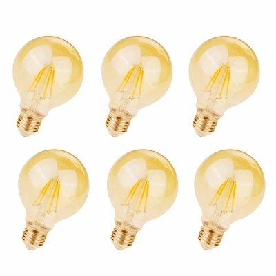 3.5W E26/Medium LED Vintage Filament Light Bulb