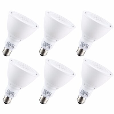 14W E26/Medium LED Light Bulb Bulb Temperature: 4100K