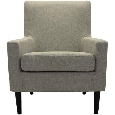 Donham Lounge Chair Upholstery: Beige