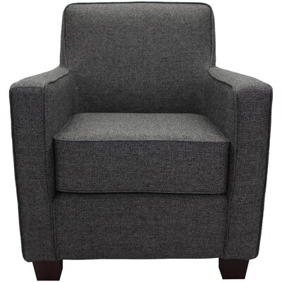 Ramsay Lounge Chair Upholstery: Dark Gray