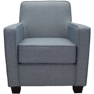 Ramsay Lounge Chair Upholstery: Ocean Blue