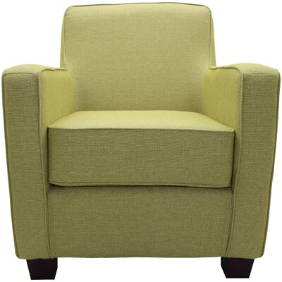 Ramsay Lounge Chair Upholstery: Moss Green