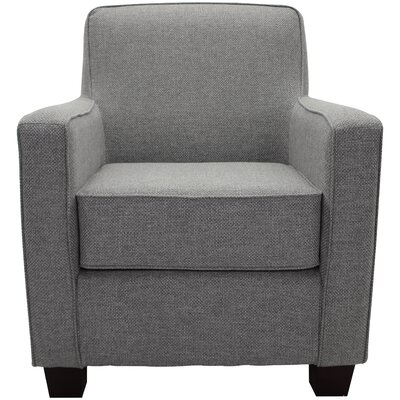 Ramsay Lounge Chair Upholstery: Light Gray