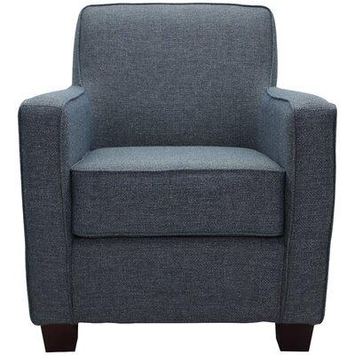 Ramsay Lounge Chair Upholstery: Marine Dark Blue