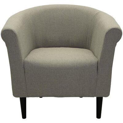 Moldenhauer Club Chair Upholstery: Beige