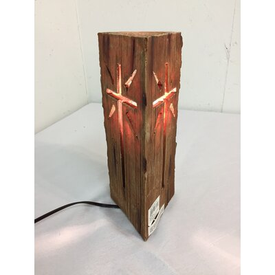 Pine Block Night Light