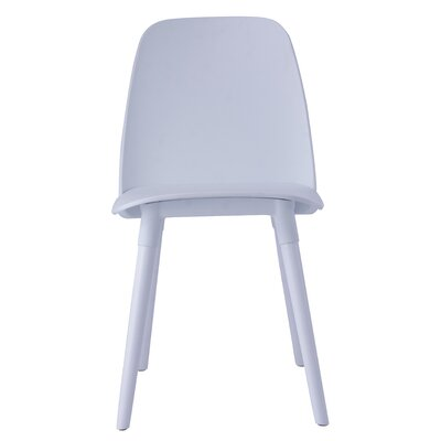 Fordham Dining Chair Color: White
