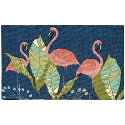 Rockville Navy/Pink Area Rug