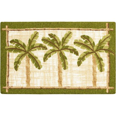 Rockville Green Area Rug