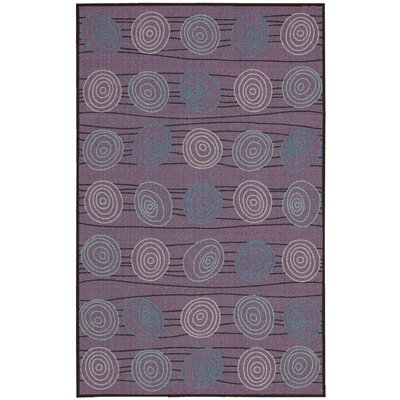 Mount Barker Purple Area Rug