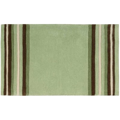 Woodburn Light Green Area Rug