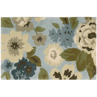 Doynton Blue Area Rug