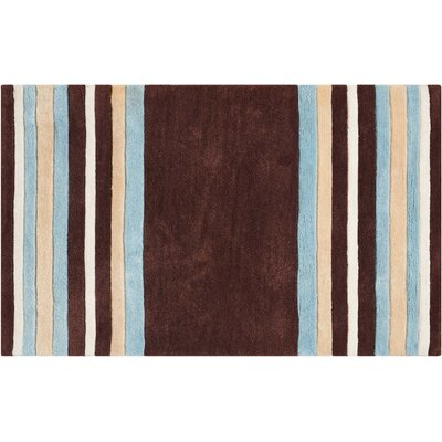 Woodburn Brown Area Rug