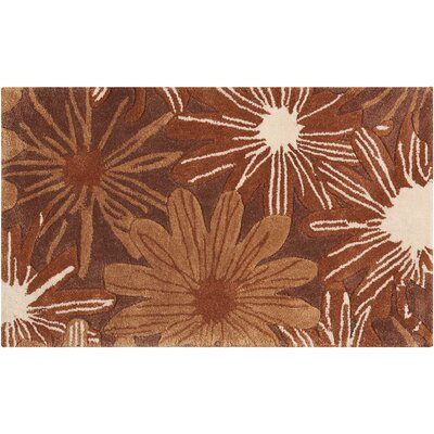 Jambi Brown Area Rug