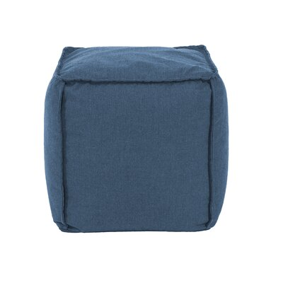 Montano Pouf Upholstery: Turquoise