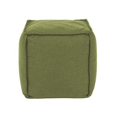 Montano Pouf Upholstery: Moss