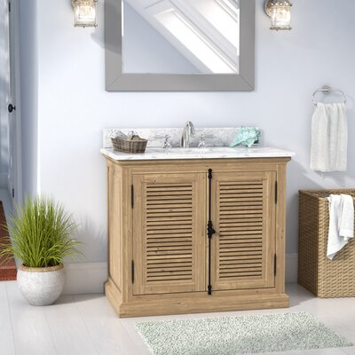 Nilsa 36 Single Bathroom Vanity Set