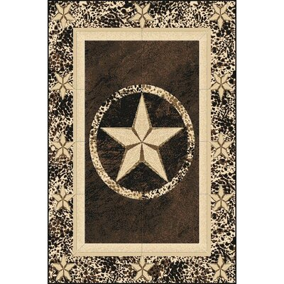 Pickell Wool Black Area Rug Rug Size: Rectangle 7'11
