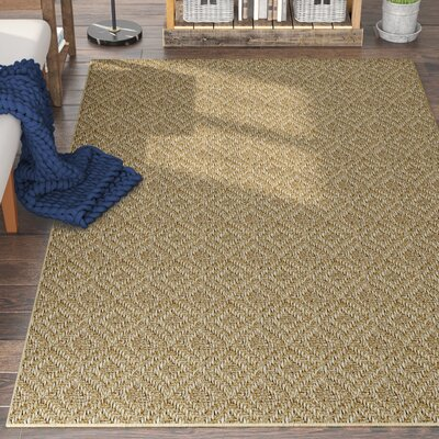 Palmyre Beige Area Rug Rug Size: 8 x 10