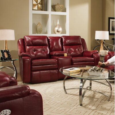Inspire Reclining Loveseat Reclining Type: Power Headrest