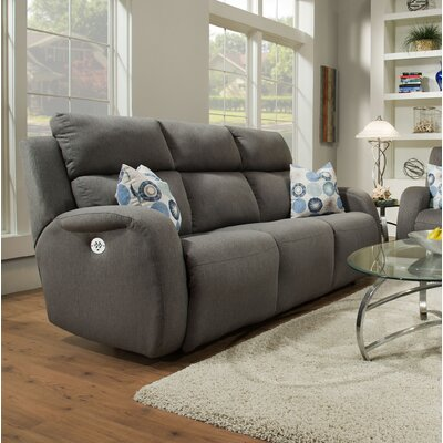 Grand Slam Reclining Sofa Reclining Type: Power
