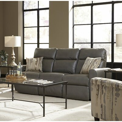 Oliveros Reclining Sofa Reclining Type: Power Headrest