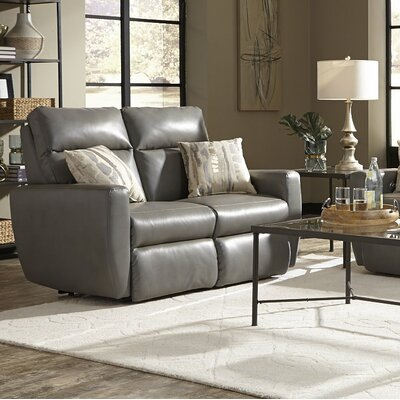 Oliveros Reclining Loveseat Reclining Type: Power
