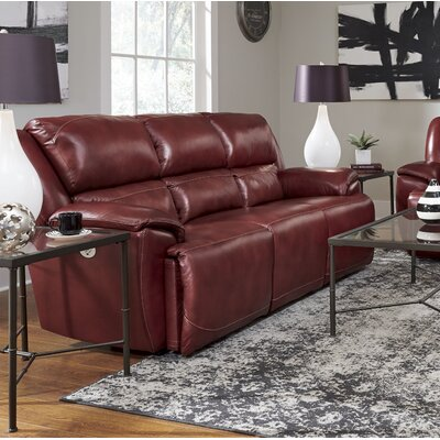 Majestic Reclining Sofa Reclining Type: Power Headrest