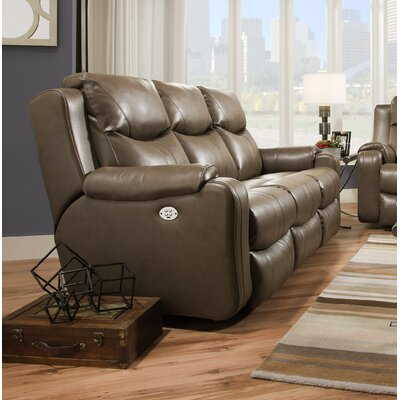 Marvel Reclining Sofa Reclining Type: Power