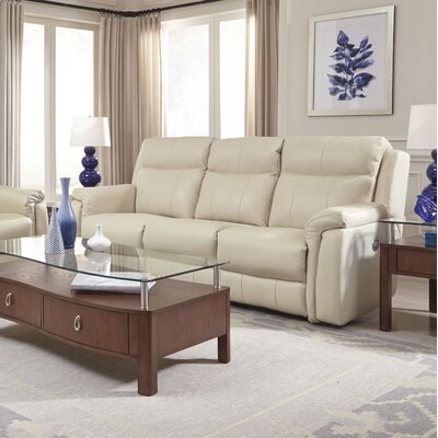 Kozlowski Reclining Sofa Reclining Type: Power