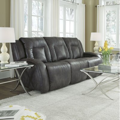 Kingston Reclining Sofa Reclining Type: Power