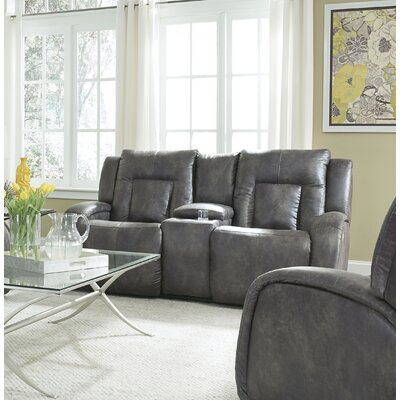 Kingston Reclining Loveseat Reclining Type: Power