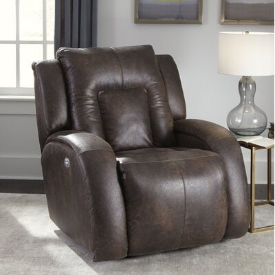 Kingston Rocker Recline Reclining Type: Power Headrest