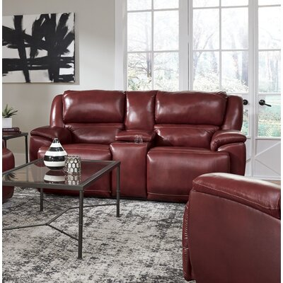 Chmura Reclining Loveseat Reclining Type: Manual