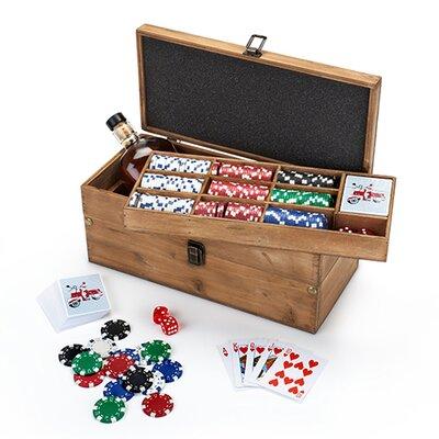 Poker and Liquor Box Set 3857