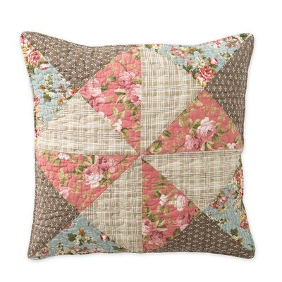 Bella Indoor Cotton Throw Pillow