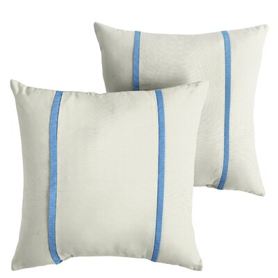 Holguin Sunbrella Indoor/Outdoor Throw Pillow Size: 22 x 22