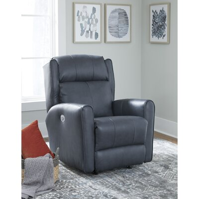 Royal Recliner Reclining Type: Power, Motion Type: Rocker Swivel