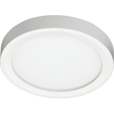 Juno 1-Light Flush Mount Color Temperature: 3000K