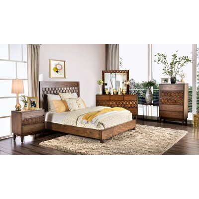 Keefe Panel Configurable Bedroom Set