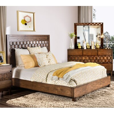 Keefe Panel Bed