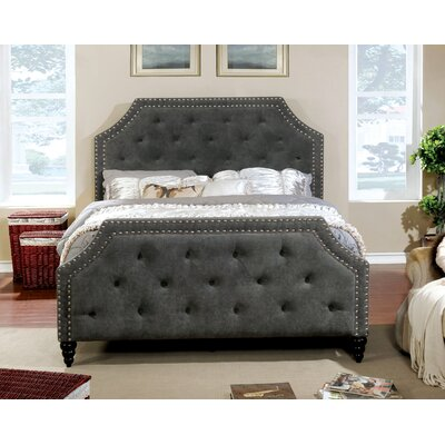 Hobbes Upholstered Panel Bed