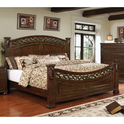 Bucholz Traditional Panel Bed