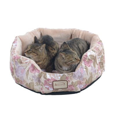 Pet Bed Size: 24 L x 24 W