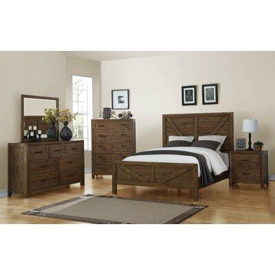 Mccart Carmel Panel Configurable Bedroom Set