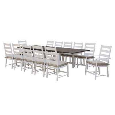 Outdoor Dining Set Halverson - Product photo