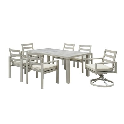 Stunning Champagne Dining Set Product Photo